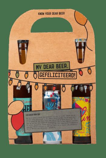 Bierpakket cadeau