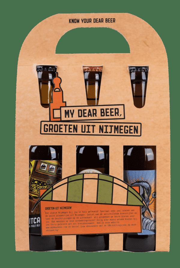 Bierpakket Nijmegen