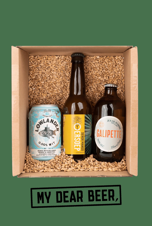 alcoholvrij bierpakket