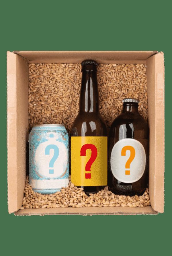 Bierpakket verrassing