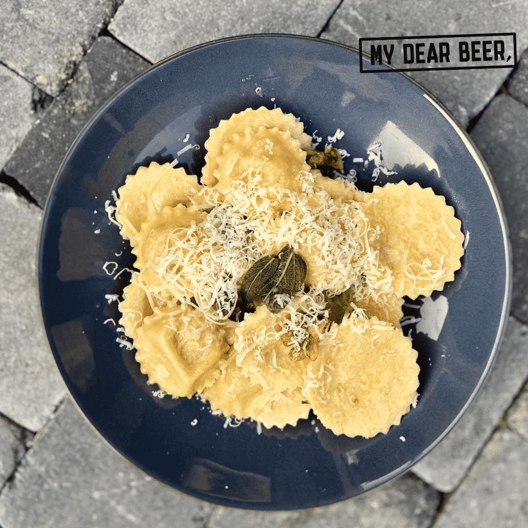 Foodpairing pompoenbier